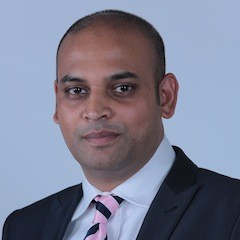 Jatin Patel, Head - Strategic Initiatives